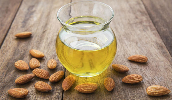 Almond Oil - Home Remedies for Glowing Skin
