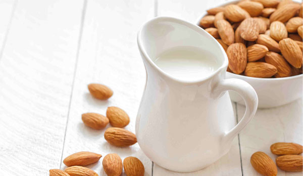 Almond and Fresh Milk - How to Get Rid of a Black Eye