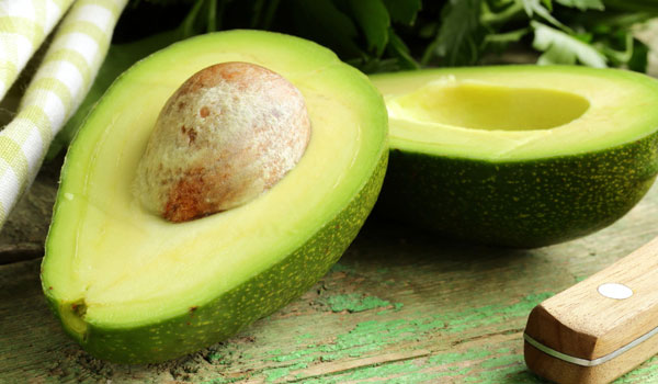 Avocado - Home Remedies for Damaged Hair