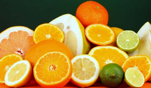Citrus Fruits - How to Get Rid of Vaginal Odor