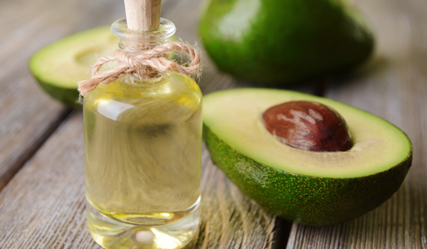 Coconut Oil and Avocado - Home Remedies for Dry Skin