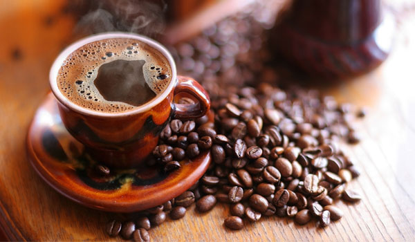 Coffee - Home Remedies for Glowing Skin