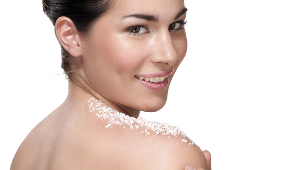 Exfoliate Dead Cells - Home Remedies for Dry Skin