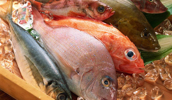 Fish - Home Remedies for Dry Skin