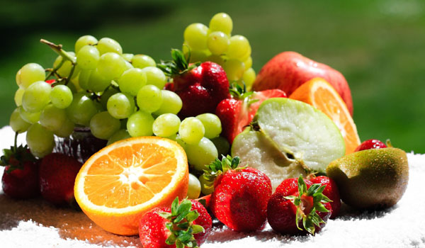 Fruits - Home Remedies for Dry Skin