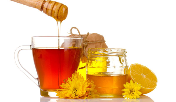 Lemon and Honey - Home Remedies for Glowing Skin