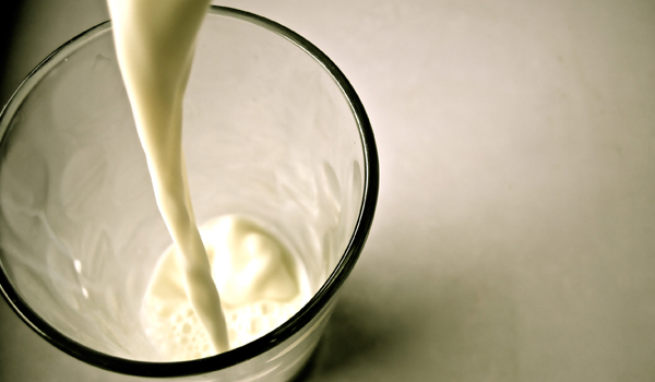 Milk - Home Remedies for Dry Skin