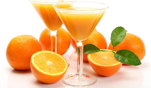 Orange - How to Get Rid of a Black Eye