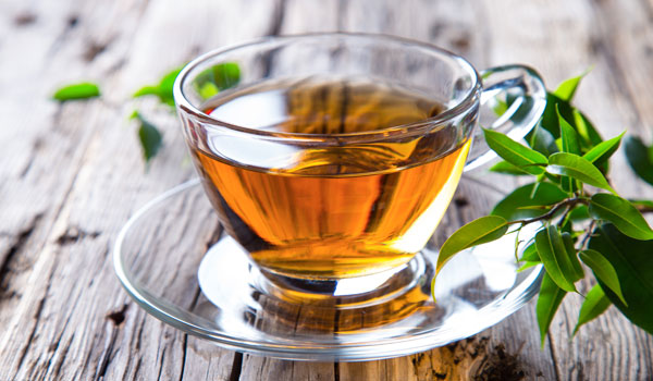 Tea - Home Remedies for Sunburn