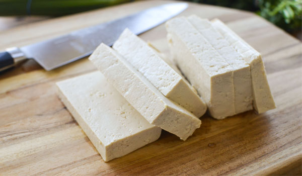 Tofu - Home Remedies for Glowing Skin