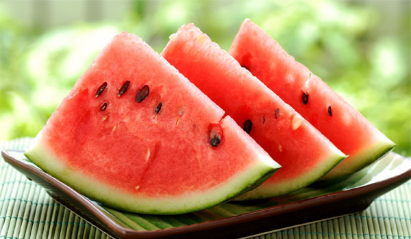 Watermelon - Home Remedies for Fair Skin