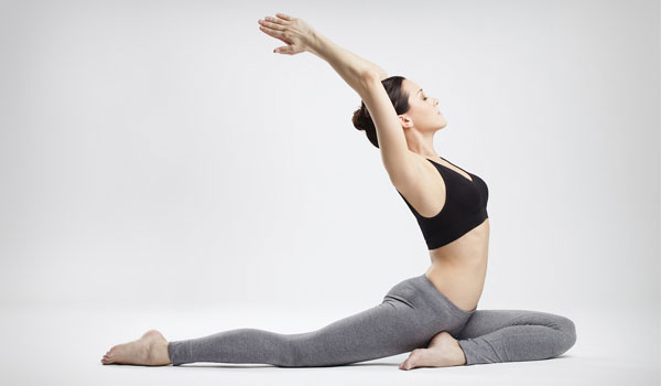 Yoga - How To Grow Taller Naturally