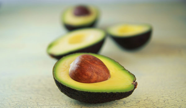 Avocado - Home Remedies for Sagging Skin