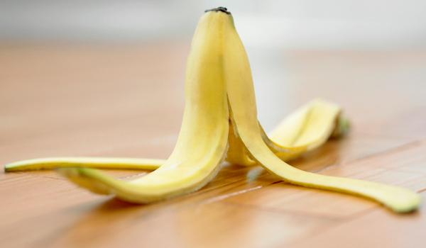 Banana Peel - Home Remedies for White Teeth