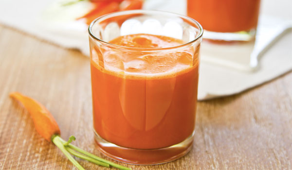 Carrot Juice - Home Remedies for Low Blood Pressure