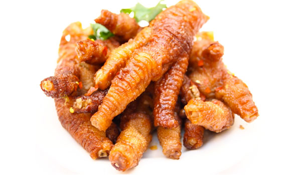 Chicken Feet - How to Get Rid of Crow's Feet