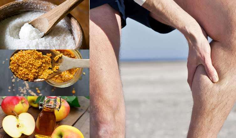 Home Remedies For Leg Cramps Mustard