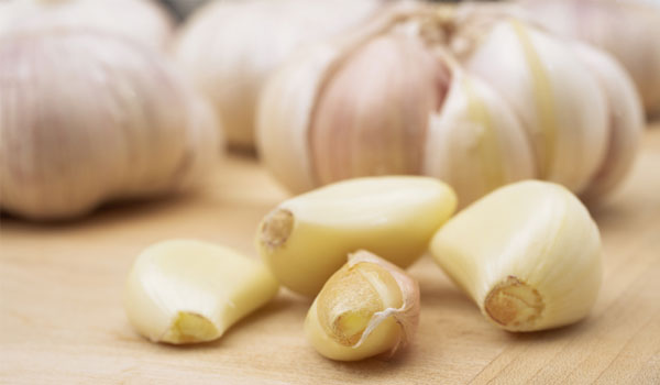 Garlic - How to Get Rid of Milia