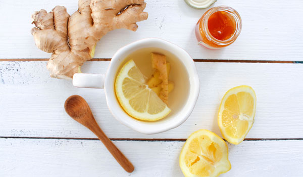 Ginger, Lemon and Honey - Home Remedies for Indigestion
