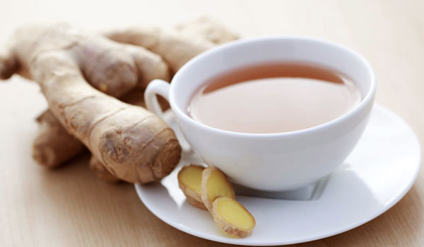Ginger Tea - Home Remedies For Congestion