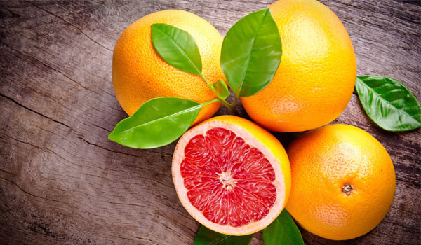 Grapefruit - Home Remedies for Indigestion
