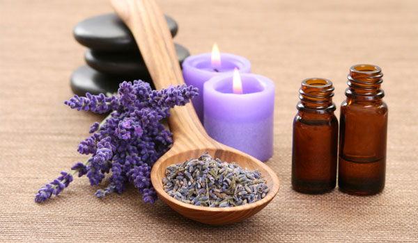 Lavender Oil - Home Remedies for Neck Pain