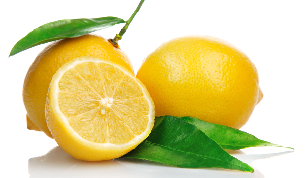 Lemon - Home Remedies for White Teeth
