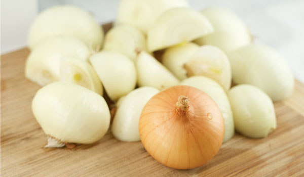 Onion - Home Remedies For Congestion