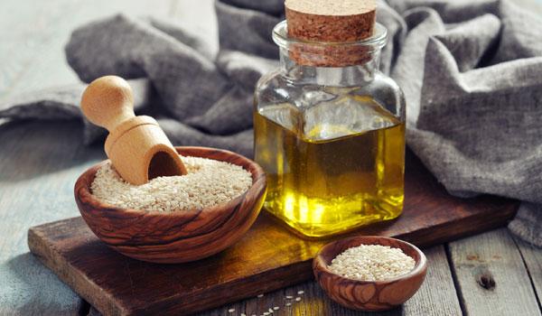 Sesame Oil - How to Heal Cracked Heels