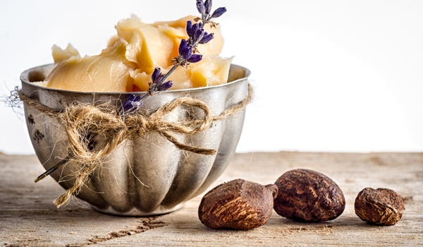 Shea Butter - Home Remedies for Dry Hair
