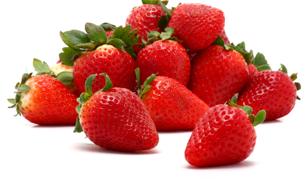 Strawberry - Home Remedies for White Teeth