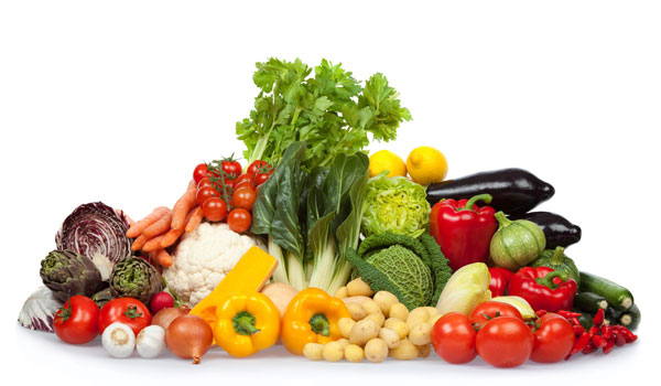 Vegetables - How to Cleanse Your Body