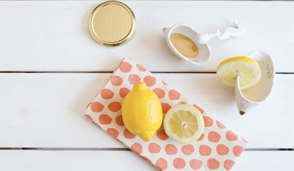 Lemon - How to Get Rid of Clogged Pores