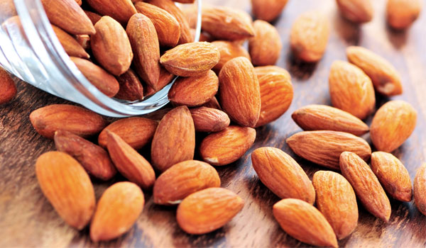 Almonds - Home Remedies for Cough