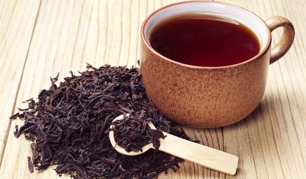 Black Tea - Home Remedies for Damaged Hair
