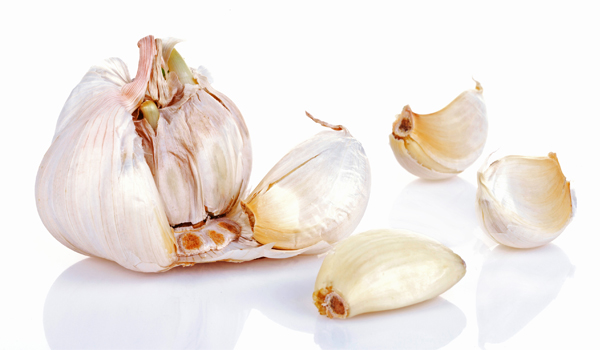 Garlic - Home Remedies for Hair Loss