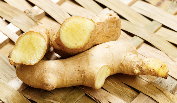 Ginger - Home Remedies for Muscle Pain