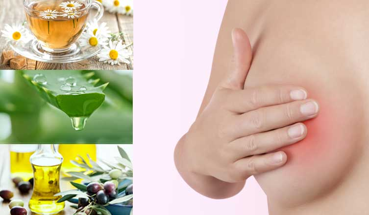 Home Remedies for Sore Nipples
