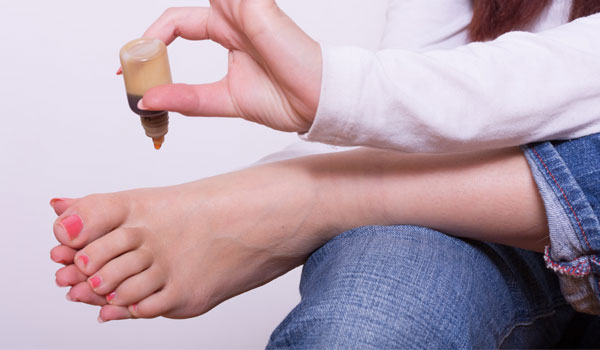 Oregano Oil - Home Remedies for Foot Fungus