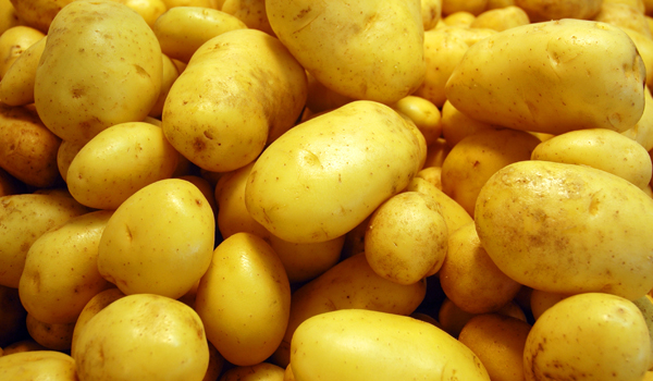 Potato - Home Remedies for Hair Loss