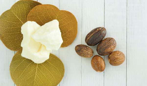 Shea Butter - Home Remedies for Cradle Cap