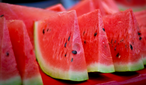 Watermelon - Home Remedies for Heat Rash