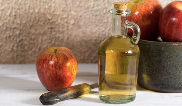Apple Cider Vinegar - Home Remedies for Anal Itching