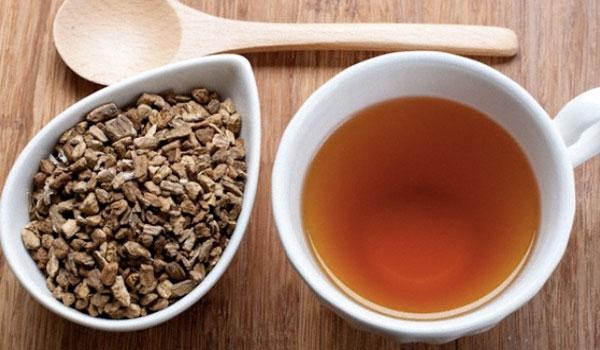 Burdock Root Tea - Home Remedies for Fibroids