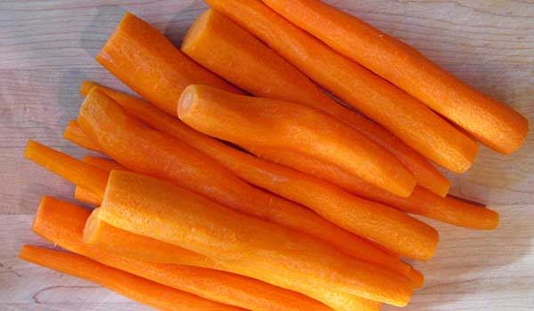 Carrot - Home Remedies for Colic