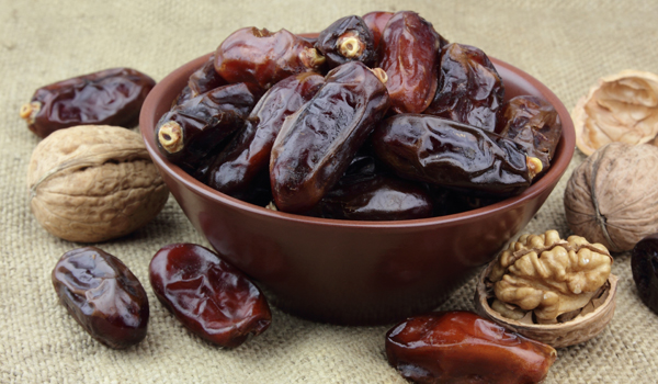 Dates - Home Remedies to Help You Conceive