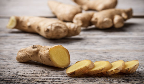 Ginger - Home Remedies for Appendicitis