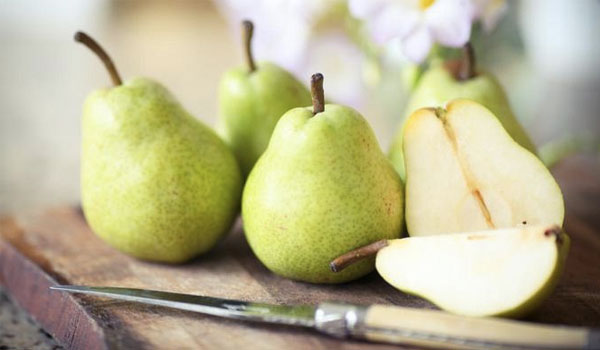Pears - Home Remedies for Gallstones