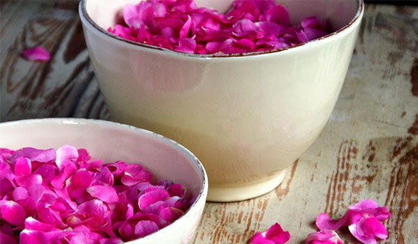 Rose Water 1 - How to Get Rid of Dark Circles