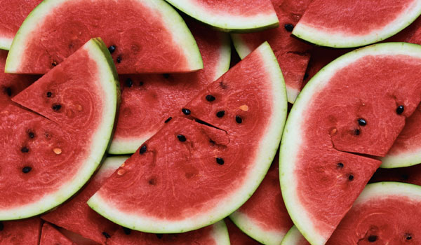 Watermelon - Home Remedies for Armpit Lumps